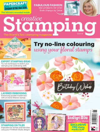 Creative Stamping ISSUE 81