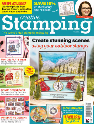 Creative Stamping ISSUE82