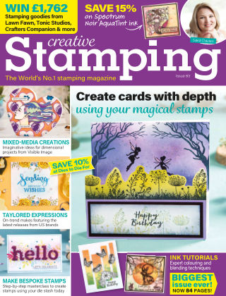 Creative Stamping ISSUE83