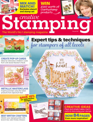 Creative Stamping ISSUE84