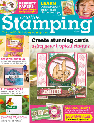 Creative Stamping ISSUE85