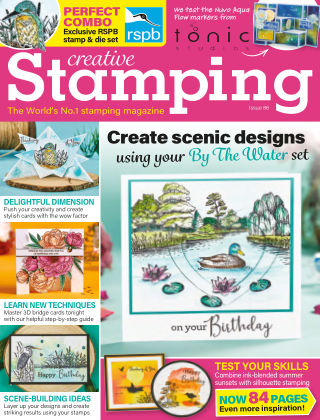Creative Stamping ISSUE86