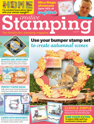 Creative Stamping ISSUE87