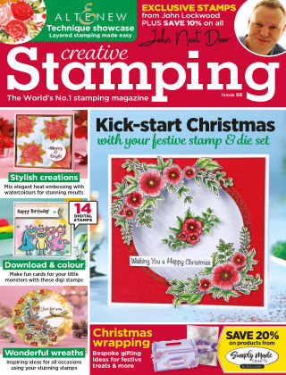 Creative Stamping ISSUE88