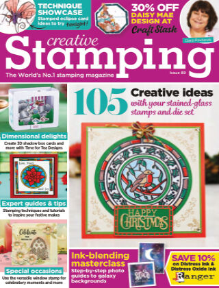Creative Stamping ISSUE89