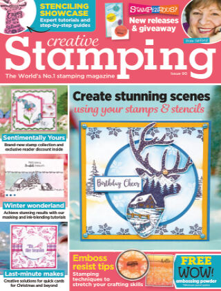 Creative Stamping ISSUE90