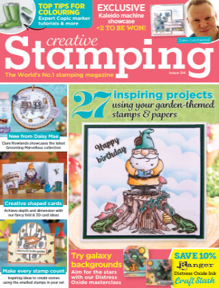 Creative Stamping ISSUE