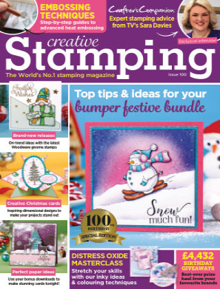 Creative Stamping ISSUE100