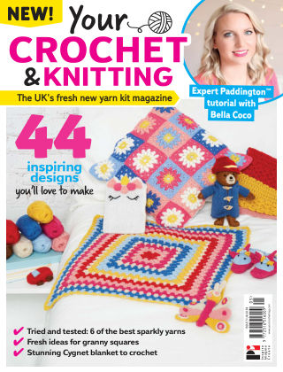 Your Crochet & Knitting ISSUE05