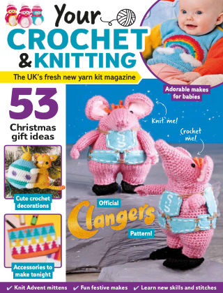 Your Crochet & Knitting ISSUE13