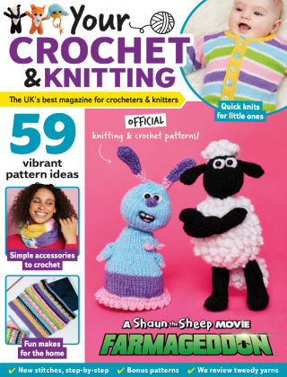 Your Crochet & Knitting ISSUE14