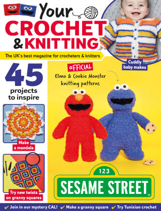 Your Crochet & Knitting ISSUE16
