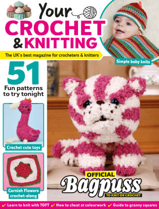 Your Crochet & Knitting ISSUE17