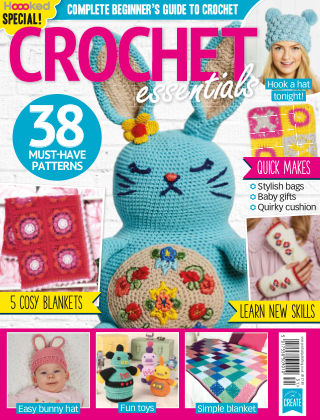 Crochet Essentials Issue 03