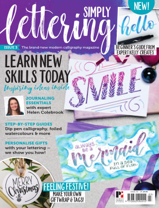 Simply Lettering ISSUE03