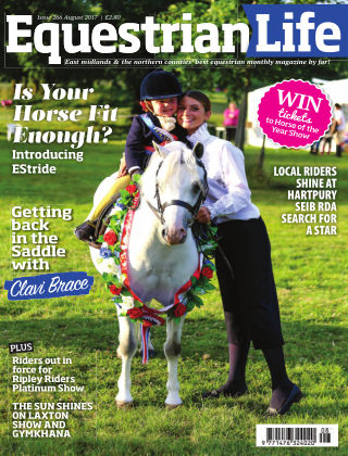 Equestrian Life August 2017