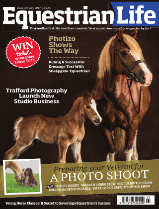 Equestrian Life July 2017