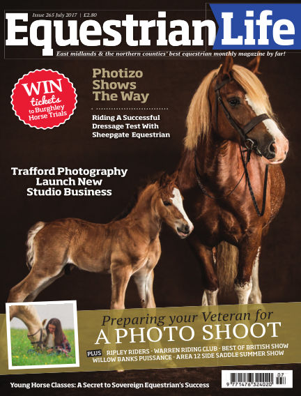 Equestrian Life July 01, 2017 00:00