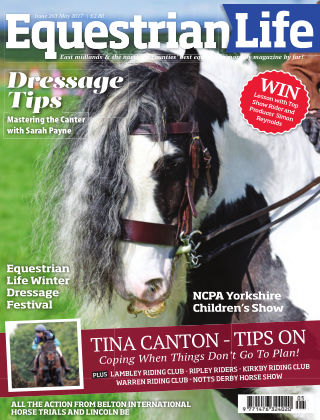 Equestrian Life May 2017