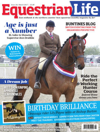 Equestrian Life March 2017