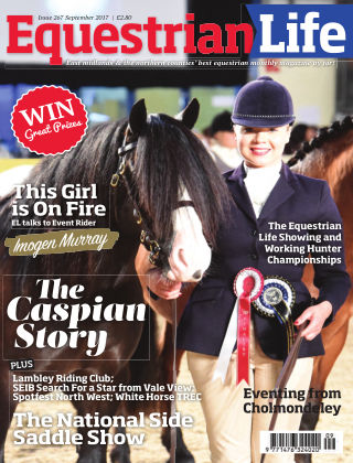 Equestrian Life September 2017