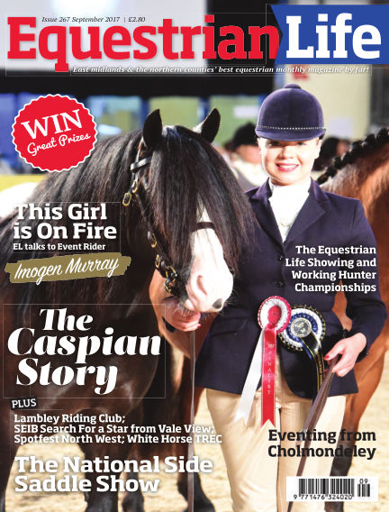 Equestrian Life September 01, 2017 00:00