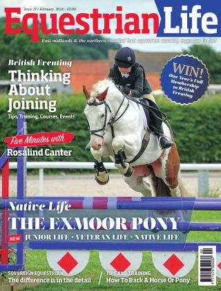 Equestrian Life February 2018