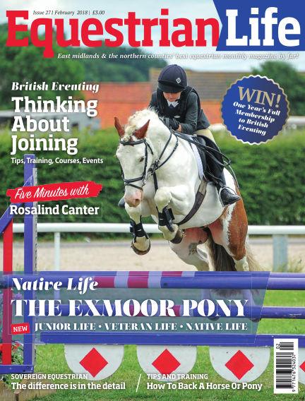 Equestrian Life February 01, 2018 00:00