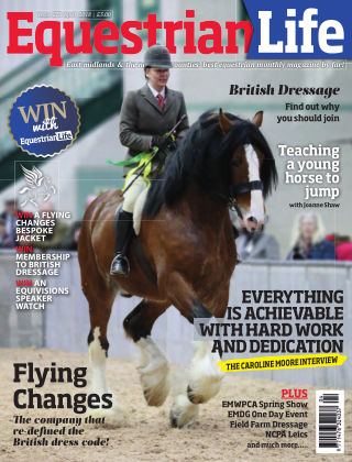 Equestrian Life April 2018