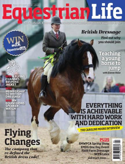 Equestrian Life April 01, 2018 00:00