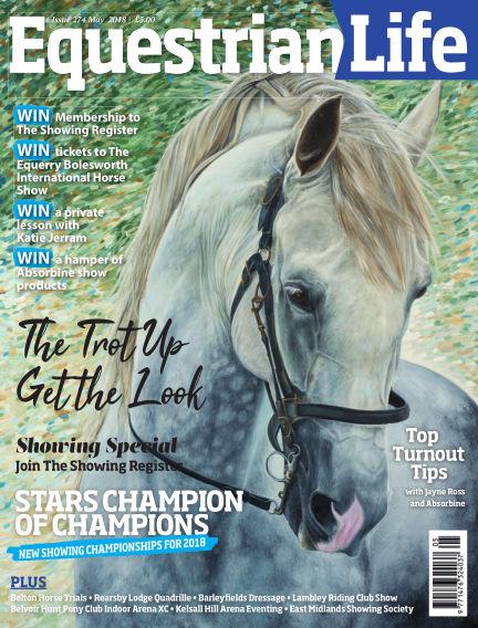 Equestrian Life May 01, 2018 00:00