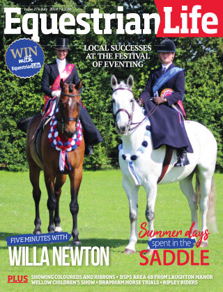 Equestrian Life July 2018