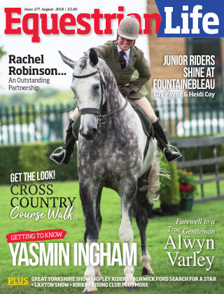 Equestrian Life August 2018