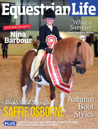 Equestrian Life September 2018
