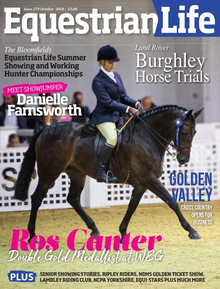 Equestrian Life October 01, 2018 00:00