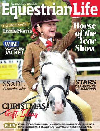 Equestrian Life November 2018