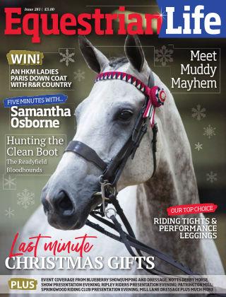 Equestrian Life December-January