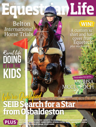 Equestrian Life May 2019