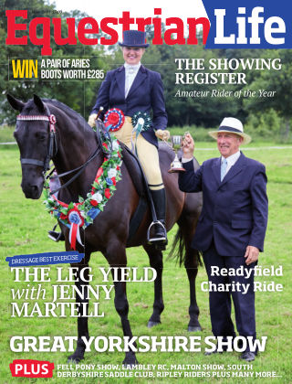 Equestrian Life August 2019