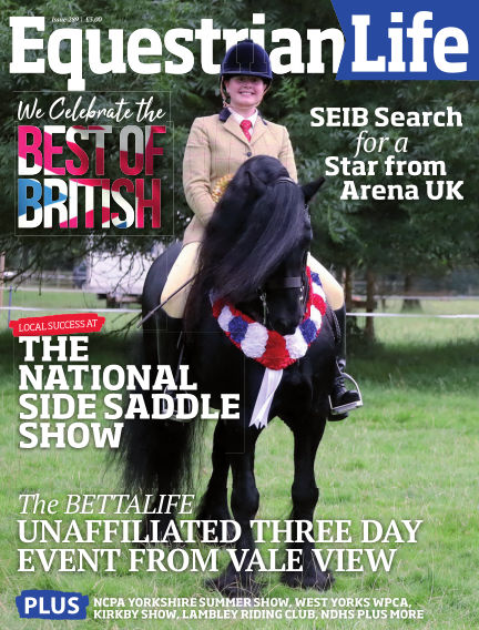 Equestrian Life September 01, 2019 00:00