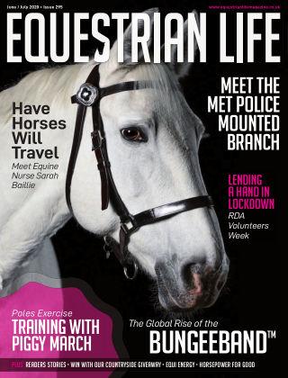 Equestrian Life June-July 2020