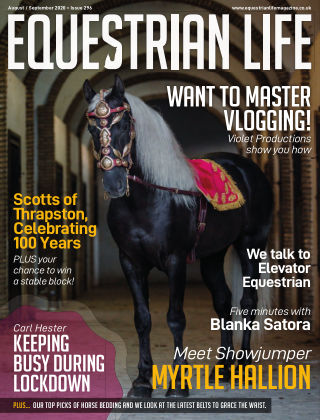 Equestrian Life August-September