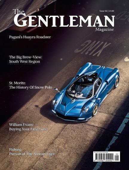 The Gentleman Magazine April 10, 2017 00:00