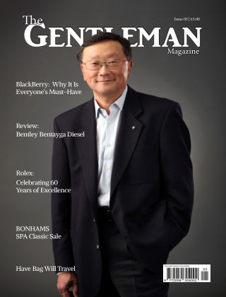 The Gentleman Magazine June 2017
