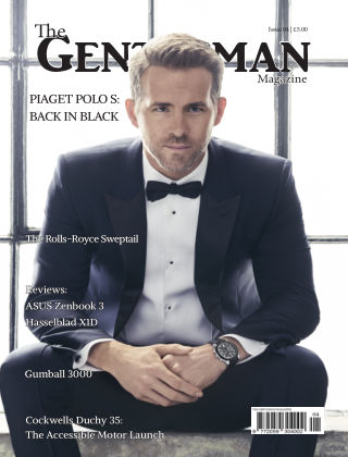 The Gentleman Magazine August 2017