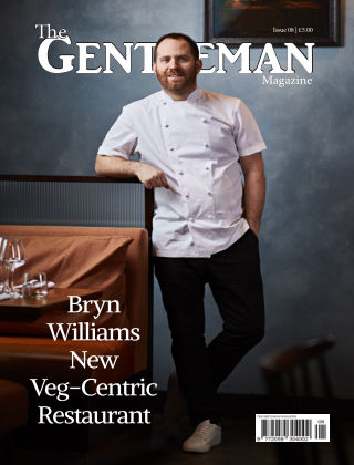 The Gentleman Magazine  April 2018