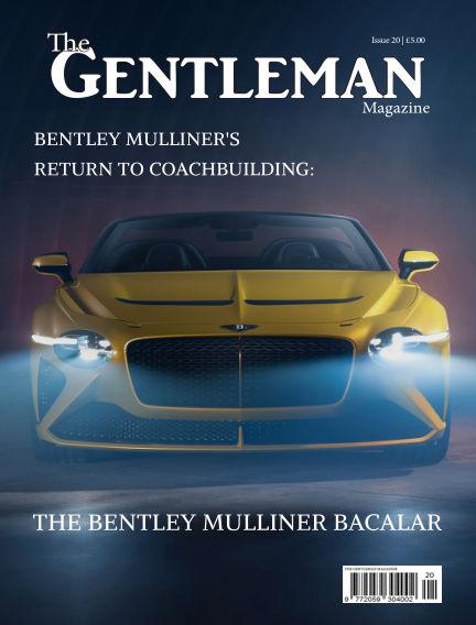 The Gentleman Magazine April 10, 2020 00:00