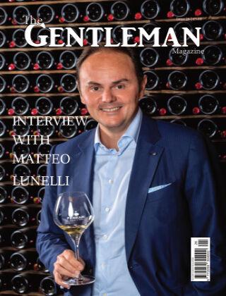 The Gentleman Magazine April 21