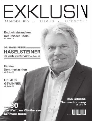 EXKLUSIV Magazin 1/2017