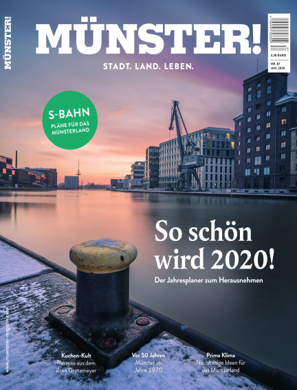 MÜNSTER! January 03, 2020 00:00
